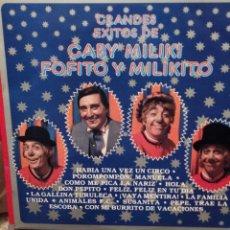 Discos de vinilo: GRANDES EXITOS DE GABY MILIKI FOFITO Y MILIKITO, RCA 198. Lote 221654702