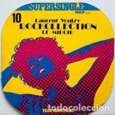 Discos de vinilo: LAURENT VOULZY - ROCKOLLECTION - 12 SINGLE - AÑO 1977. Lote 221655308