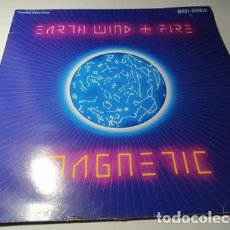 Discos de vinilo: MAXI - EARTH, WIND & FIRE ?– MAGNETIC (EXTENDED DANCE REMIX) - A 12.3887 ( VG+/ VG+) SPAIN 1983. Lote 221656366
