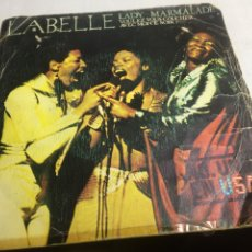 Discos de vinilo: SINGLE - LABELLE - LADY MARMALADE. Lote 221656410