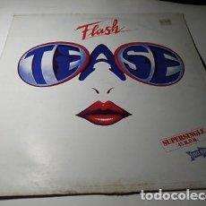Discos de vinilo: MAXI - TEASE ?– FLASH - PC-3488 ( VG+/ VG+) SPAIN 1983. Lote 221658183