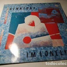 Discos de vinilo: MAXI - THE SINATRAS ?– I'M LONELY - VIC-224 ( VG+/ VG+) SPAIN 1985. Lote 221658416