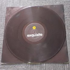 Discos de vinilo: BURNSKI - FLIGHT - MAXI - EXQUISITE MUSIC - WHITE LABEL - CARPETA GENERICA - LV -. Lote 221658735