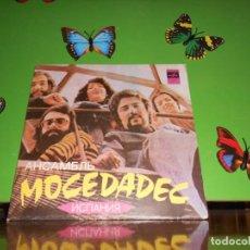 Discos de vinilo: MOCEDADES - EDICION RUSA - SINGLE. Lote 221660528