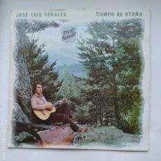 Discos de vinilo: JOSE LUIS PERALES. TIEMPO DE OTOÑO. LP. TDKLP. Lote 221660551