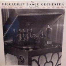 Discos de vinilo: THE PICCADILLY DANCE ORCHESTRA: LET YOURSELF GO, ED ESPAÑA VICTORIA 1989. Lote 221660886