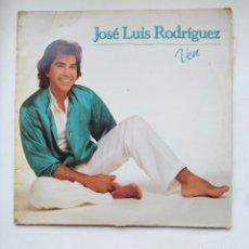 Discos de vinilo: JOSÉ LUIS RODRÍGUEZ. EL PUMA. VEN - LP. TDKLP. Lote 221661318