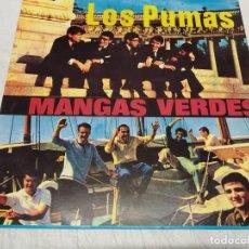 Discos de vinilo: LOS PUMAS Y MANGAS VERDES- LOS PUMAS Y MANGAS VERDES (LP, COMP). Lote 221662063