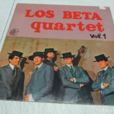Discos de vinilo: LOS BETA QUARTET-- BETA QUARTET VOL. 1. Lote 221662378