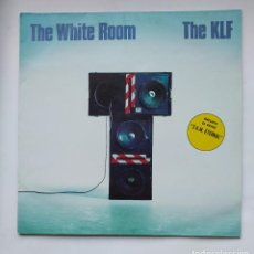 Discos de vinilo: THE KLF - THE WHITE ROOM LP. TDKDA77. Lote 221662440