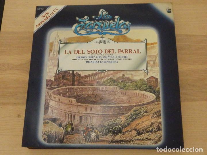 Discos de vinilo: Lote - Colección Discos Vinilo - La zarzuela - 9 Lp´s - N´º - 6, 22, 24, 28, 34, 42, 46, 54, 64 - - Foto 2 - 221662585