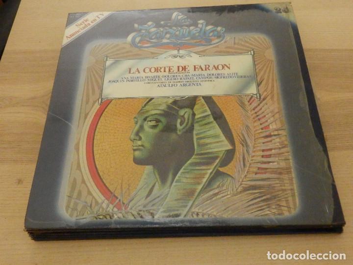 Discos de vinilo: Lote - Colección Discos Vinilo - La zarzuela - 9 Lp´s - N´º - 6, 22, 24, 28, 34, 42, 46, 54, 64 - - Foto 4 - 221662585