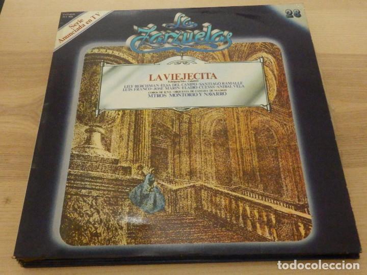 Discos de vinilo: Lote - Colección Discos Vinilo - La zarzuela - 9 Lp´s - N´º - 6, 22, 24, 28, 34, 42, 46, 54, 64 - - Foto 5 - 221662585