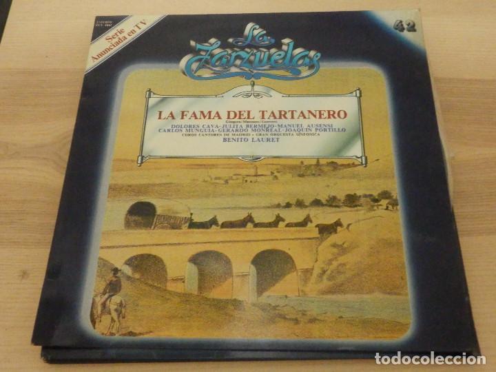 Discos de vinilo: Lote - Colección Discos Vinilo - La zarzuela - 9 Lp´s - N´º - 6, 22, 24, 28, 34, 42, 46, 54, 64 - - Foto 7 - 221662585