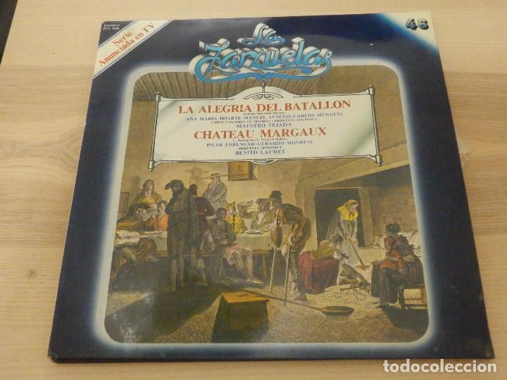 Discos de vinilo: Lote - Colección Discos Vinilo - La zarzuela - 9 Lp´s - N´º - 6, 22, 24, 28, 34, 42, 46, 54, 64 - - Foto 8 - 221662585
