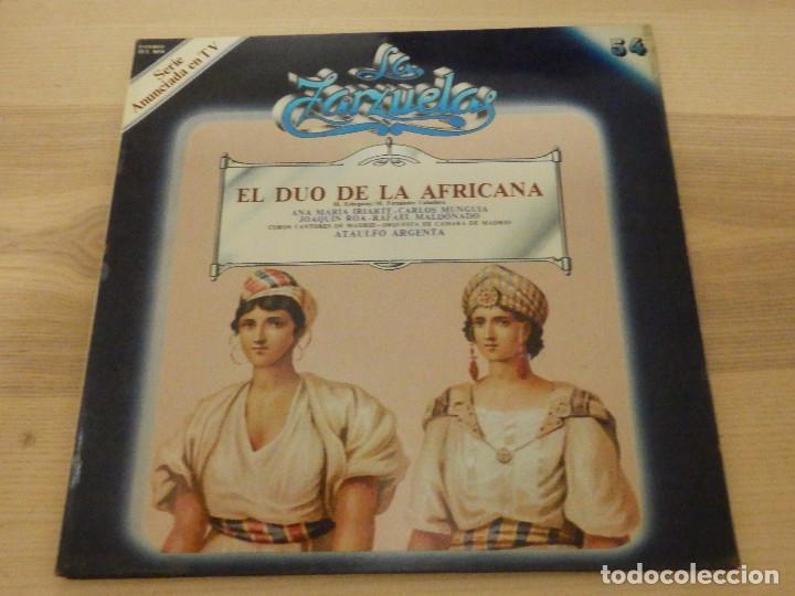Discos de vinilo: Lote - Colección Discos Vinilo - La zarzuela - 9 Lp´s - N´º - 6, 22, 24, 28, 34, 42, 46, 54, 64 - - Foto 9 - 221662585