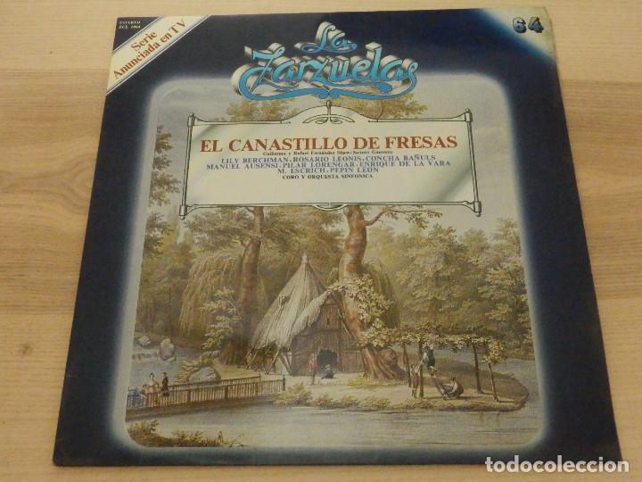 Discos de vinilo: Lote - Colección Discos Vinilo - La zarzuela - 9 Lp´s - N´º - 6, 22, 24, 28, 34, 42, 46, 54, 64 - - Foto 10 - 221662585