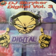 Discos de vinilo: VINILO DJ.SKRYKER DIGITAL VOL.3. Lote 221662637
