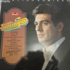 Discos de vinilo: PLÁCIDO DOMINGO LP. Lote 221663158