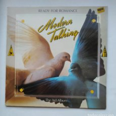 Discos de vinilo: MODERN TALKING. READY FOR ROMANCE. LP. THE 3TH ÁLBUM. TDKLP. Lote 221663473
