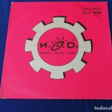 Discos de vinilo: VINILO DISCOTECA N.O.D. (DON JULIO) RUTA DEL BACALAO-MUY DIFICIL DE CONSEGUIR. Lote 221663677