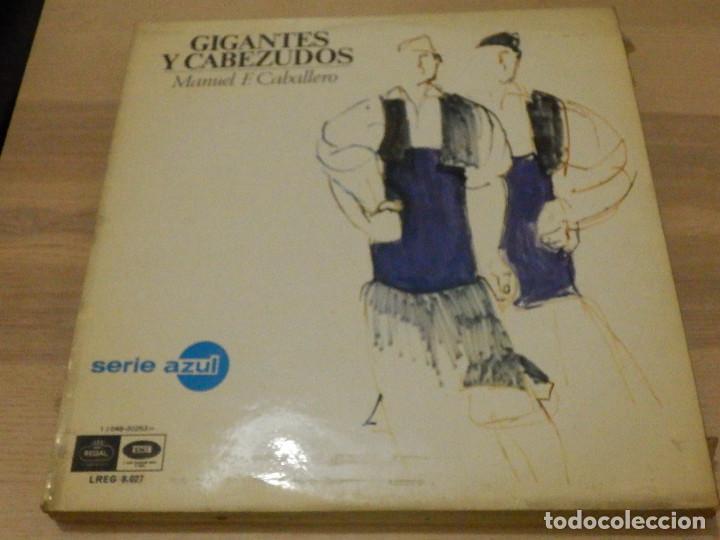 Discos de vinilo: Lote - Colección Discos Vinilo - Zarzuelas, Zarzuela y Opera - 9 Lp´s - Serie Azul, Regal - Emi - - Foto 5 - 221663882