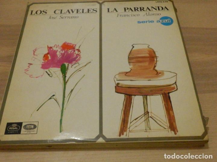 Discos de vinilo: Lote - Colección Discos Vinilo - Zarzuelas, Zarzuela y Opera - 9 Lp´s - Serie Azul, Regal - Emi - - Foto 6 - 221663882