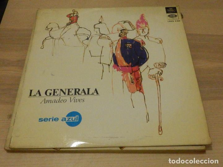 Discos de vinilo: Lote - Colección Discos Vinilo - Zarzuelas, Zarzuela y Opera - 9 Lp´s - Serie Azul, Regal - Emi - - Foto 8 - 221663882