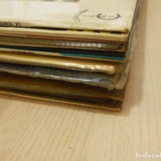 Discos de vinilo: LOTE - COLECCIÓN DISCOS VINILO - ZARZUELAS - 16 LP´S - ZARZUELA, OPERA Y OPERETAS - VARIIOS SELLOS. Lote 221664681