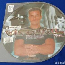 Discos de vinilo: VINILO DISCOTECA VIRTUAL- DJ'S MIGUEL SERNA - ISMAEL LORA. Lote 221664712