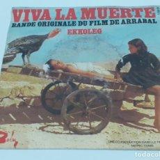 Discos de vinilo: ARRABAL VIVA LA MUERTE (3456). Lote 221664820