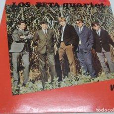 Discos de vinilo: LOS BETA QUARTE-- BETA QUARTET VOL. 2. Lote 221665481