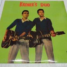 Discos de vinilo: KRONER'S DUO - DISCOGRAFÍA COMPLETA. Lote 221666301