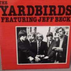 Discos de vinilo: THE YARDBIRDS FEATURING JEFF BECK , CHARLY RECORDS CR 30195. Lote 221667886