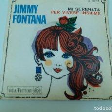Discos de vinilo: JIMMY FONTANA (3469). Lote 221667890