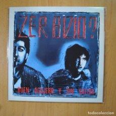 Disques de vinyle: ZER BIZIO - BUEN AGUJERO Y SIN SALIDA - LP. Lote 221680641