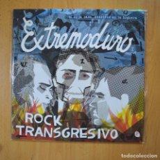 Discos de vinilo: EXTREMODURO - ROCK TRANSGRESIVO - LP. Lote 221680776