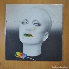Discos de vinilo: MINA - ATTILA - LP. Lote 221680965