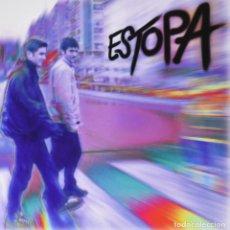 Discos de vinilo: LP ESTOPA VINILO. Lote 221681791