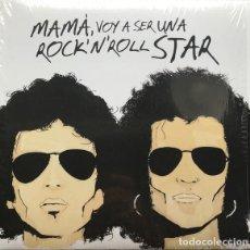 Discos de vinilo: 10 PULGADAS PEREZA MAMA VOY A SER UNA ROCK ' N' ROLL STAR VINILO BURNING LOQUILLO. Lote 256018670