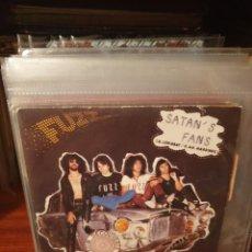 Discos de vinilo: FUZZ / SATAN'S FANS / LES PRODUCTIONS AMICALAMENT VOTRE 1981. Lote 221684265