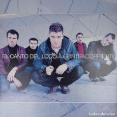 Discos de vinilo: LP EL CANTO DEL LOCO A CONTRACORRIENTE VINILO DANI MARTIN. Lote 221684377