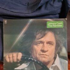Discos de vinilo: JOHNNY CASH. THE RAMBLER. Lote 221684391