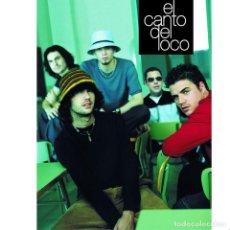 Discos de vinilo: LP EL CANTO DEL LOCO VINILO DANI MARTIN. Lote 221685017