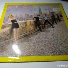 Discos de vinilo: LP - BLONDIE – AUTOAMERICAN - CDL 1290 ( VG/ G) SPAIN 1980. Lote 221695156