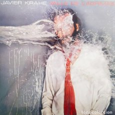 Discos de vinilo: LP JAVIER KRAHE VALLE DE LAGRIMAS VINILO. Lote 221701007