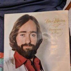 Discos de vinilo: DAVE MASON. MARIPOSA DE ORO. Lote 221701322