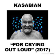 Discos de vinilo: LP KASABIAN FOR CRYING OUT LOUD(2017) VINILO. Lote 221703391
