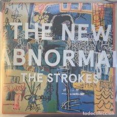 Discos de vinilo: LP THE STROKES THE NEW ABNORMAL VINILO ROJO. Lote 221704103