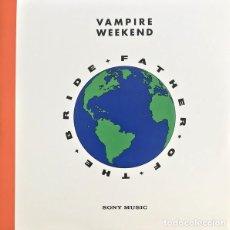 Discos de vinilo: 2LP VAMPIRE WEEKEND FATHER OF THE BRIDE VINILO. Lote 221705345